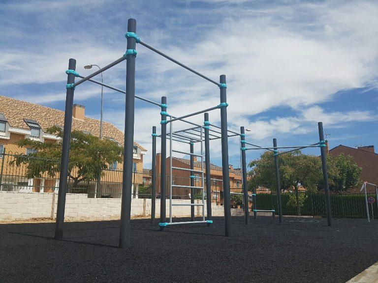 Para adolescentes: el Street Workout