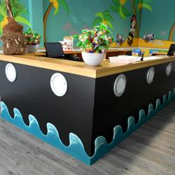 muebles tematicos para guarderias