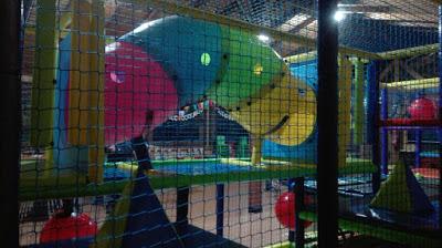 Ampliación parque de bolas