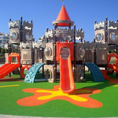 fabricantes parques infantiles de exterior
