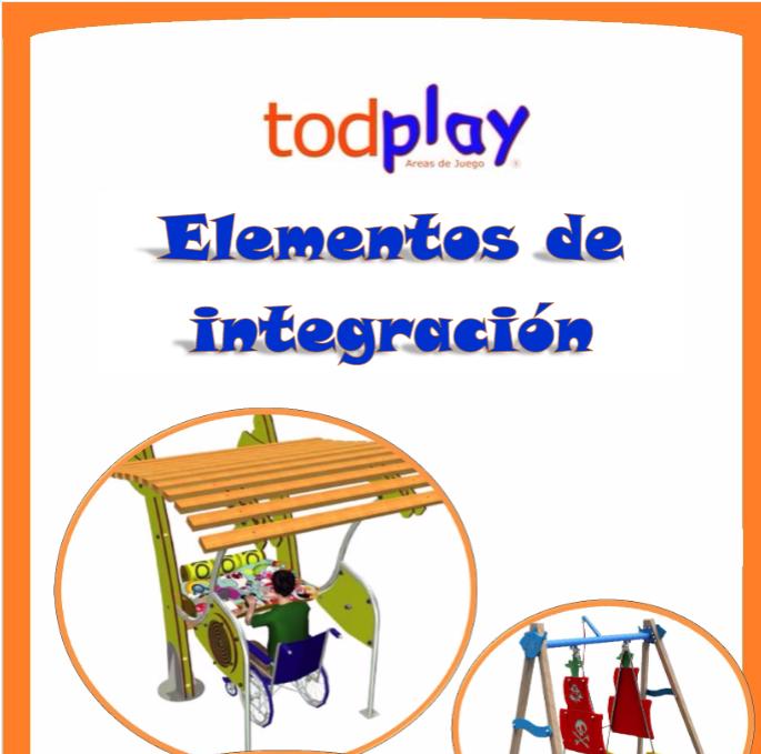 Catálogo Elementos de Integración