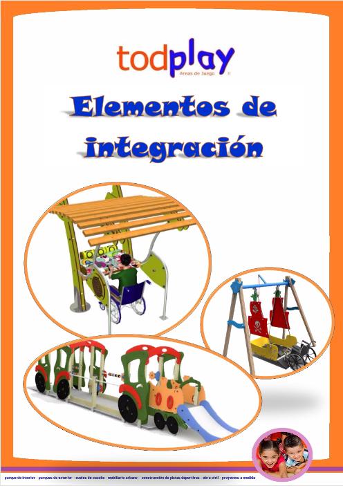Venta de elementos de integracion