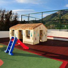 El Ayuntamiento de Frigiliana (Málaga) confía sus parques a Megatod