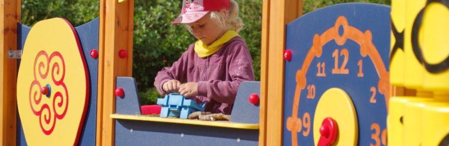¿Cómo son los parques infantiles inclusivos?
