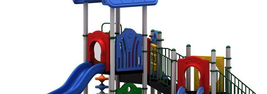 ¿Por qué son importantes los colores en los parques infantiles?